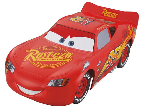 cars remote control lightning mcqueen by takara tomy hobbylink japan