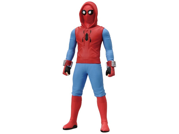 Metacolle Marvel Homecoming Spider-Man (Homemade Suit) ...  sc 1 st  HobbyLink Japan & Metacolle: Marvel Homecoming Spider-Man (Homemade Suit) by Takara ...
