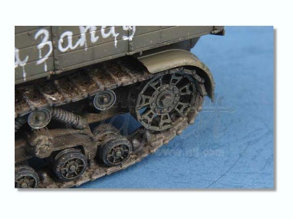 1/35 ソビエト軍 砲兵トラクター ヴォロシロベッツ