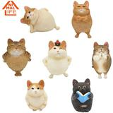 ANIMAL LIFE Chubby Series TOSHIO ASAKUMA x FUMEANCATS 1Box 8pcs