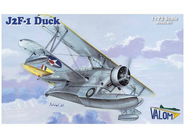 1/72 グラマン J2F-1 ダック 水陸両用機