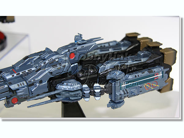 Mecha Damashii » Toys: SDF-1 Macross