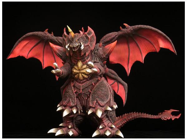 Godzilla vs. Destoroyah: Destoroyah (Final Form) by X Plus ...