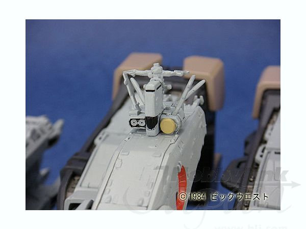 Vall's Collections: Yamato 1/3000 SDF-1 Unpainted Assembly Kit ...